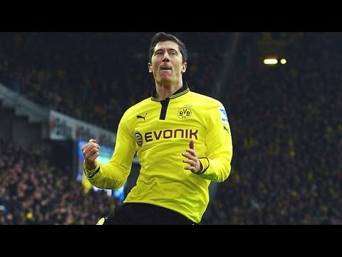 Lewandowski to sign for Bayern Munich