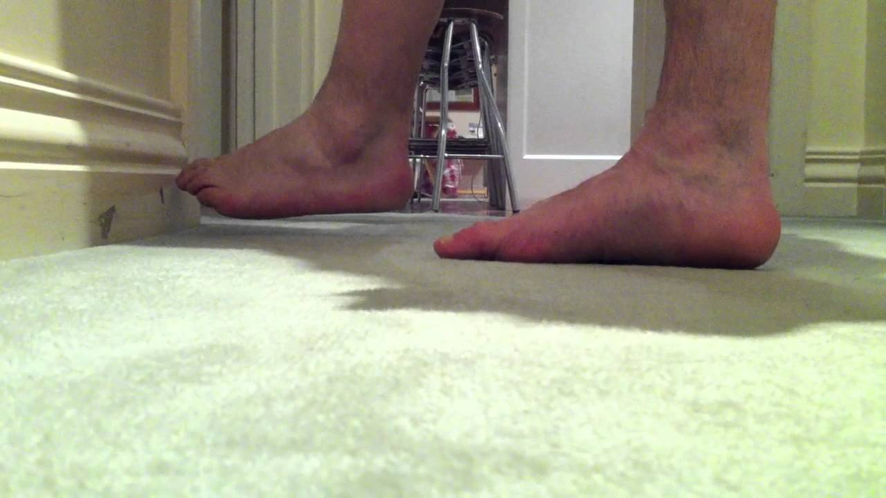 Foot Pronation Exercise