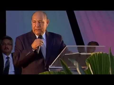 Pastor Alejandro Bullón - Sermão Vinde a Mim