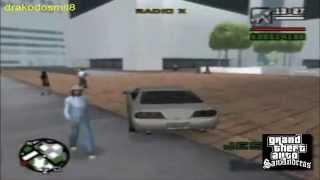 GTA SAN ANDREAS PARA LA (playstation 2) Y (PS2)
