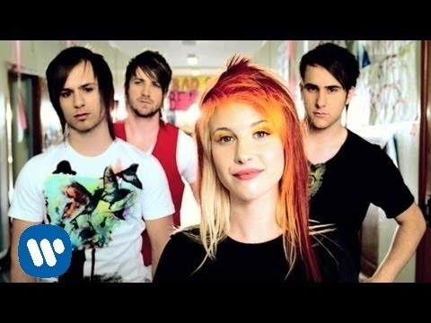 Paramore: Misery Business [OFFICIAL VIDEO], © WMG 2007. Paramore's music video for 'Misery Business' from their album, RIOT! - in stores now on Fueled By Ramen. Visit http://paramore.net for more! LYRI...