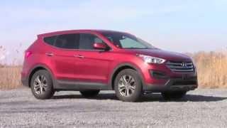 2014 Hyundai Santa Fe Sport Test Drive And Review