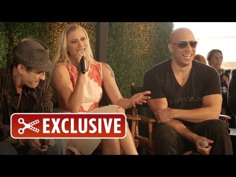 Riddick Nerd HQ Exclusive Panel - Vin Diesel, Katee Sackhoff, David Twohy