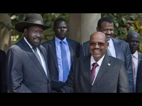 Bashir, Kiir Meet to Discuss South Sudan Violence