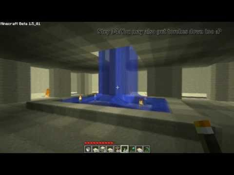 Minecraft: Building a Sandcastle Part 3 - The First Floor!