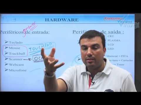 Informática para Concursos Públicos 2014  Uma hora de Aula de Informática