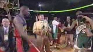 2003 NBA Dunk Contest Jason Richardson's Final Dunk