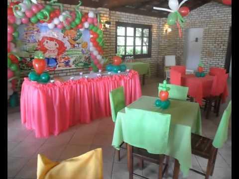 Lila Festas - Decoração Moranguinho.mp4