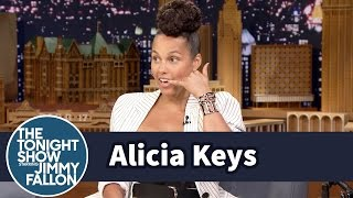 "Alicia Keys Had to Call Prince to Cover ""How Come You Don't Call Me"""