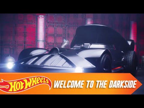 Hot Wheels تضع حدوداً جديدة للنشر مع سيارة دارث فيدر من ثلاثية حرب النجوم