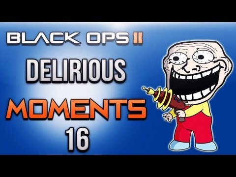 Black Ops 2 Delirious Moments ep.16 (Random Hilarious Clips)