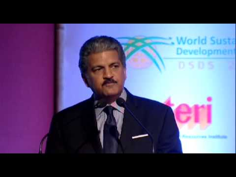 DSDS 2014: Mr Anand G Mahindra, Chairman and Managing Director, Mahindra Group