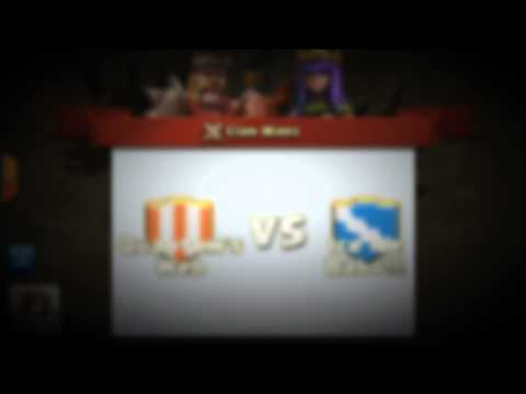 Clash of Clans - For the First Time in Clan Wars History Trailer