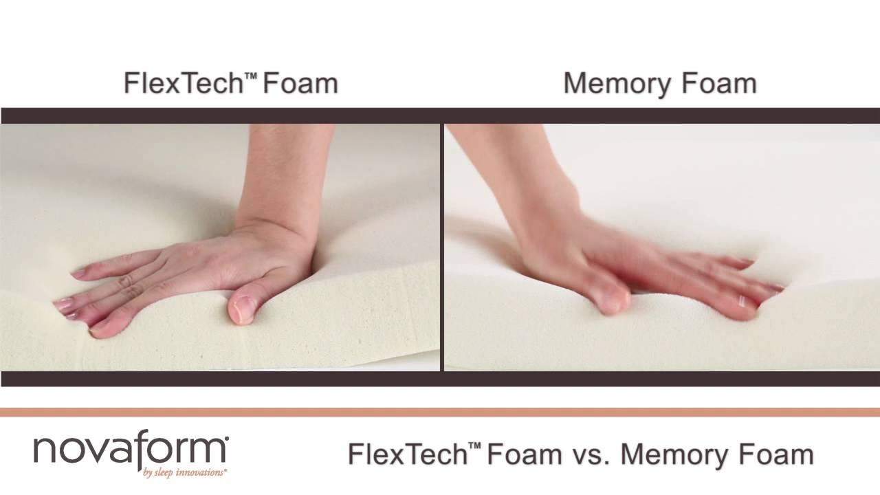 Costco Novaform King Mattress Novaform 12 FlexTech Memory Foam Mattress - YouTube