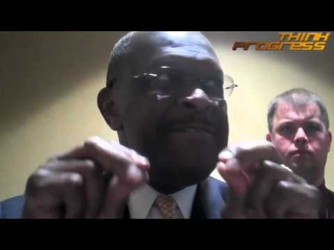 Herman Cain refuses to appoint a Muslim in his administration