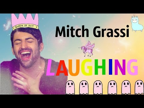 MITCH GRASSI LAUGHING