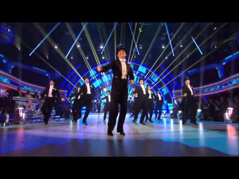 Top Hat performs at Strictly Come Dancing