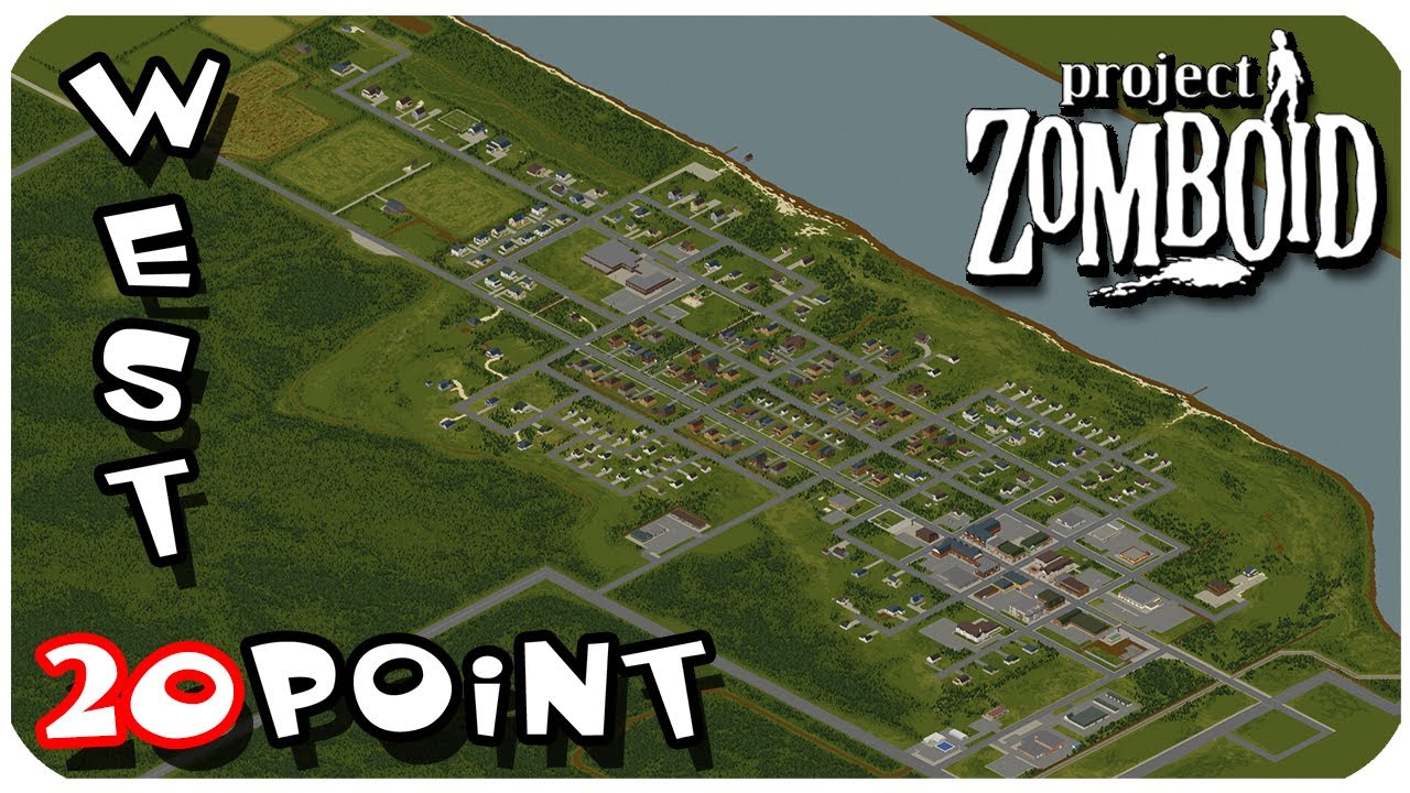 Project Zomboid West Point 20 Pasa la vida YouTube