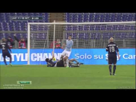 Lazio vs Inter Milan 1-0 All Goals & Highlights HD