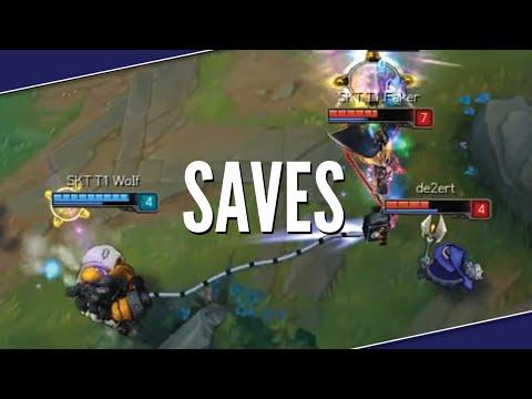 League Of Saves | League Of Legends Montage