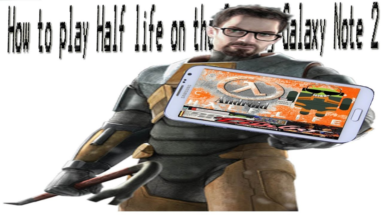 how to play half-life 1 on retroarch