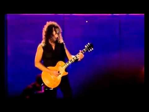 28. Kirk Hammett, Metallica