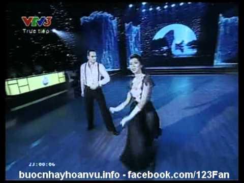 Ngọc Quyên & Daniel - Bước nhảy hoàn vũ 2013 Tuần 2 (30/03/2013)