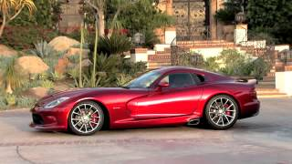 Chrysler retoma produ��o do SRT Viper