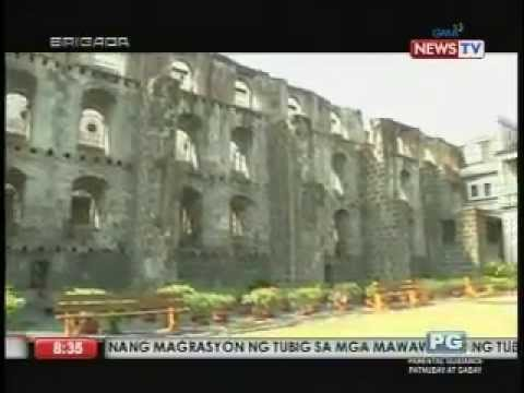 'Brigada' visits the seven original churches of Intramuros