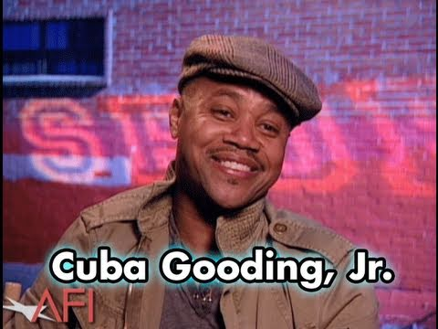 Cuba Gooding, Jr. On Accepting The Oscar For JERRY MAGUIRE