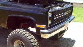 1987 K5 Blazer (Big Truck)