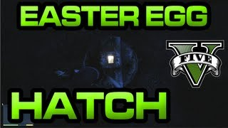 GTA V - Hatch from LOST Easter Egg