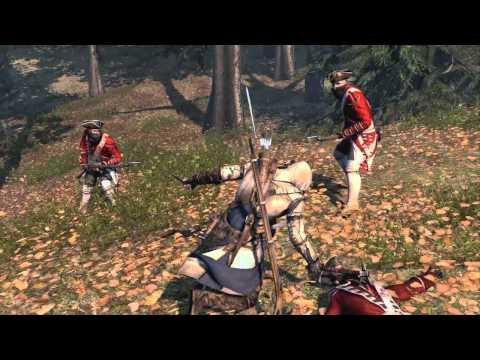 """За кулисами Assassin's Creed III"" - Часть 1"