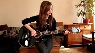 Led Zeppelin - Stairway To Heaven (Cover By Chloe)