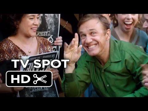 Big Eyes TV SPOT - Movement (2014) - Christopher Waltz, Amy Adams Movie HD