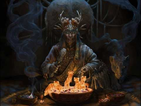 Sakrateal - Necromantic Drums (Dark meditation/Ritual ambient/Dark ambient/Music trance)