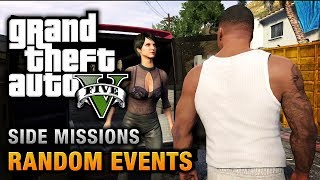 GTA 5 All Random Events