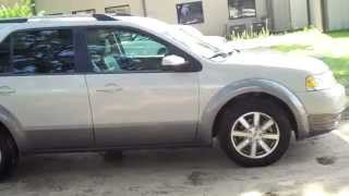 2008 Ford Taurus X Used Cars W. Portsmouth OH videos
