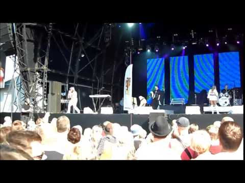 Take a Chance on Me Bjorn Again (Benny Hip Hop) Reload Festival