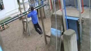 Free Running 7 Year Old (Tawera Ohia)
