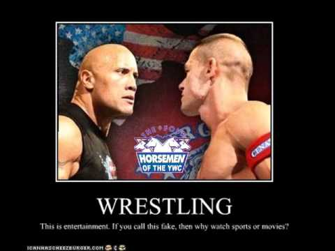 hqdefault Nicks Quick Wits   What Makes A Real Wrestling Fan?