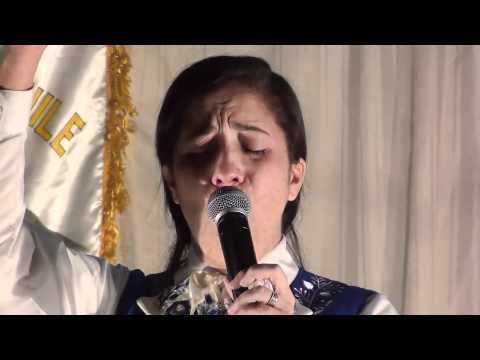 Gladys Muñoz - La razón de mi vida- NOCHE DE ESPERANZA MARZO HD