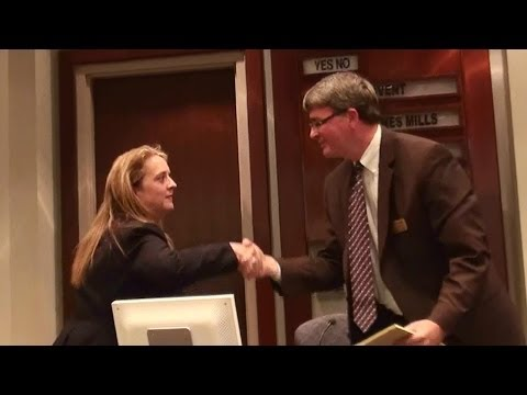 Susan Zereini vs. Bill Finch for Forsyth County Solicitor General 04/21/14