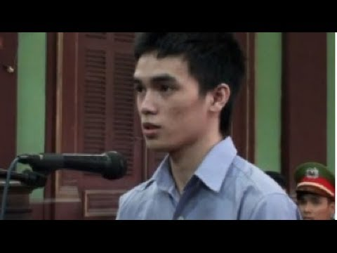 Việt Nam y án tử hình tướng cướp trẻ tuổi