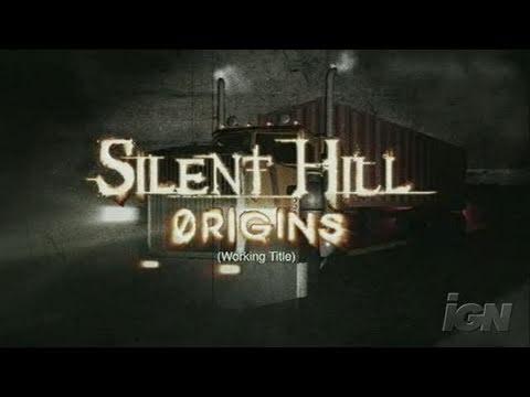 Silent Hill: Origins - Trailer PSP