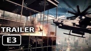 Battlefield 4 Multiplayer Trailer (E3 2013)