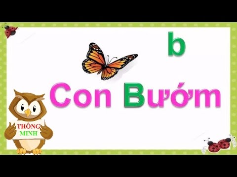 Bảng chữ cái tiếng việt cho bé | dạy bé học đọc chữ cái abc | dạy trẻ thông minh sớm 7