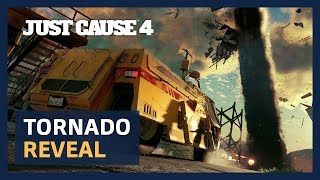 Just Cause 4 - Tornado Játékmenet