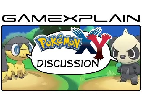 Pokemon X & Y Discussion - Thoughts & Impressions (Nintendo 3DS)