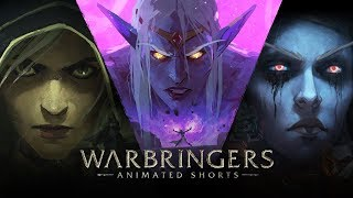 World of Warcraft - Warbringers Animated Shorts Are Coming